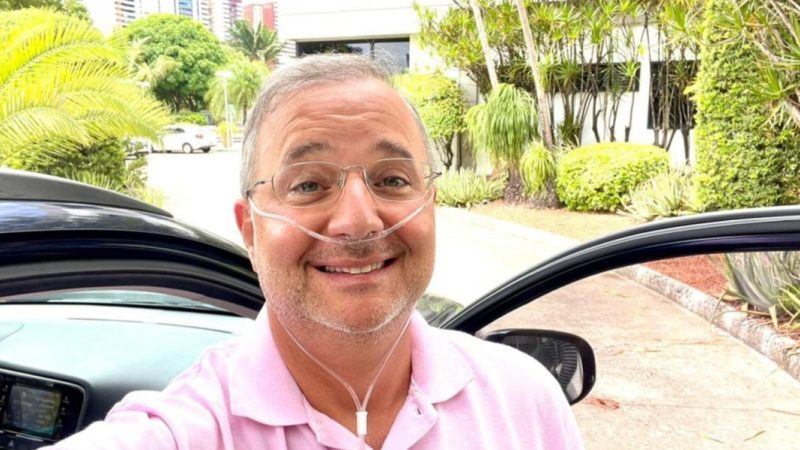 Secretário de Saúde Fábio Vilas Boas tem alta