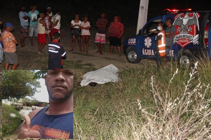 Coité: Homem é assassinado e familiar morre ao ver o corpo na BA 120