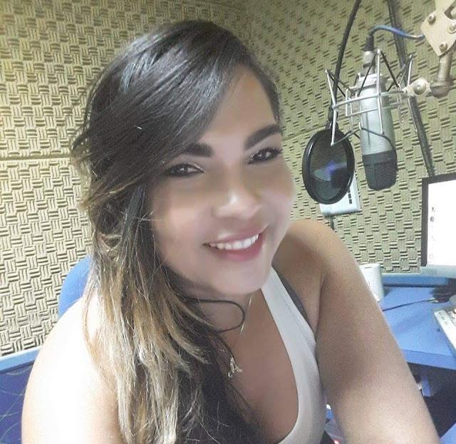 Radialista Anny Oliveira sofre grave acidente e é transferida para Salvador