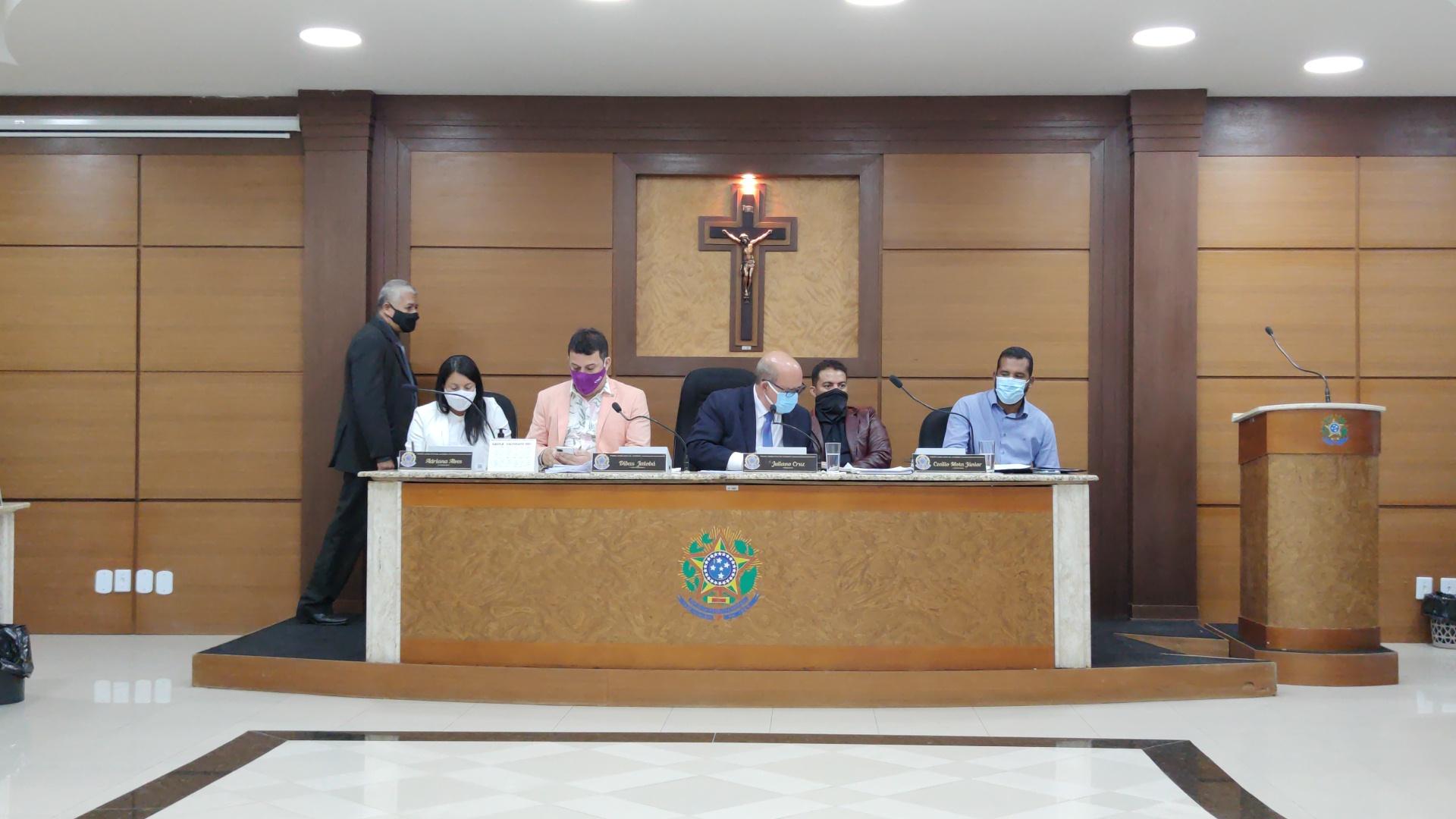 Câmara aprova Projeto de Lei para investimentos do FUNDEB em Jacobina