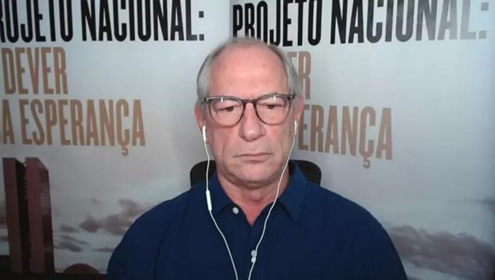 Polícia Federal abre inquérito contra  Ciro Gomes a pedido de Bolsonaro
