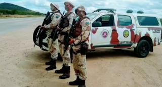 Cidade de Pindobaçu tem reforço policial diante de possível rebelião