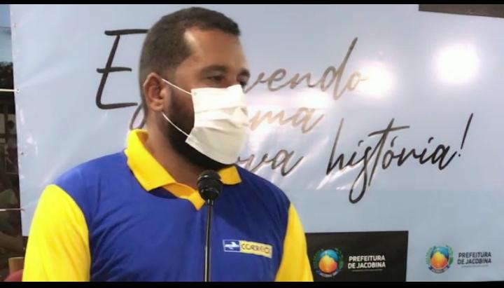 Prefeito Tiago Dias faz entrega de equipamentos e autoriza investimentos para a região de Lages do Batata