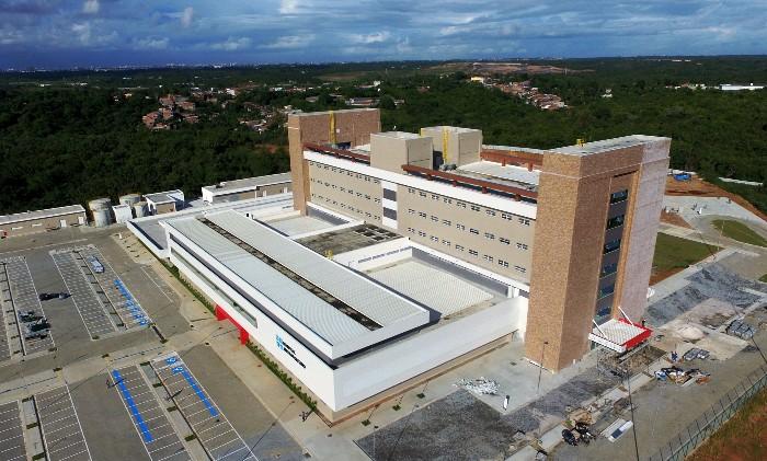 Governo da Bahia anuncia abertura do Hospital Metropolitano para atendimento a pacientes de COVID