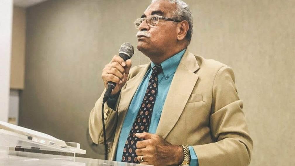 Capim Grosso: José Pacheco, pastor  da 1ª Igreja Batista morre vítima de COVID