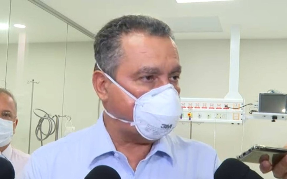 Rui Costa diz que Bolsonaro é aliado do vírus
