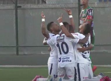 Bahia de Feira lidera Campeonato Baiano 2021