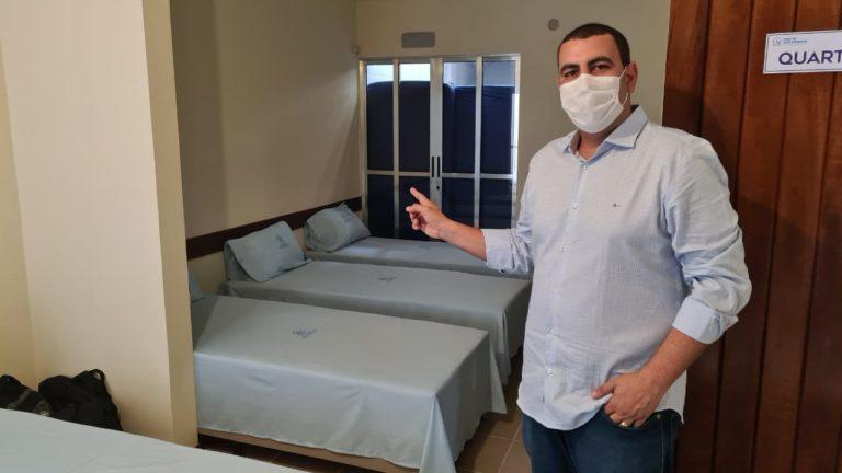 Saúde: Os municípios de Campo Formoso e Senhor do Bonfim firmam convênio de  cooperação em Casa de Acolhimento