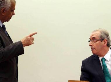 Em Livro, Eduardo Cunha acusa pai da prefeita de Morro do Chapéu de cobrar propina para livrá-lo de cassação; José Carlos Araújo nega
