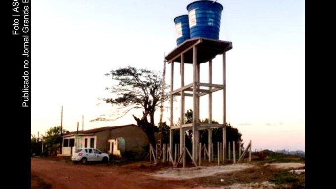 Município de Mirangaba será beneficiado com novo sistema de água