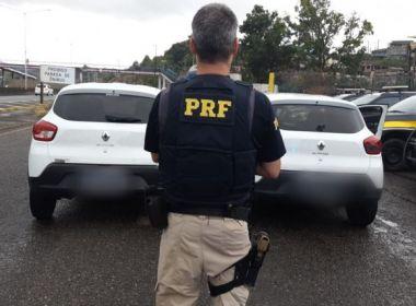 PRF – BA apreendeu quase mil carros furtados e clonados em 2020