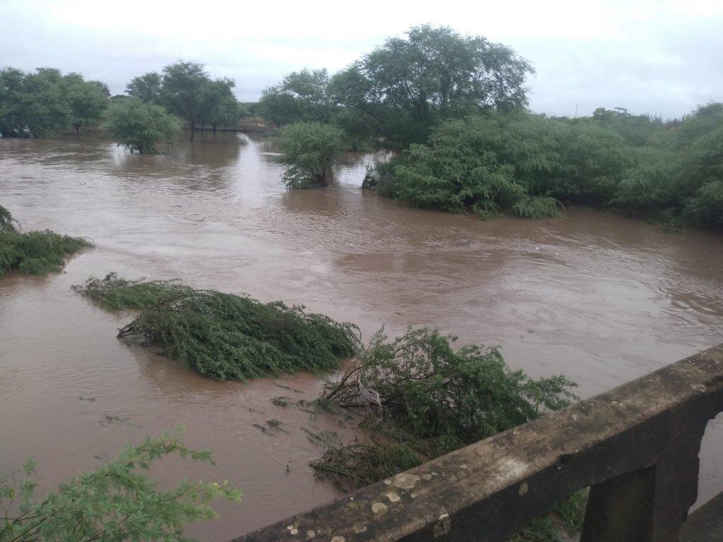 Município de Gavião fica em estado de alerta e tem previsão de chuvas até domingo