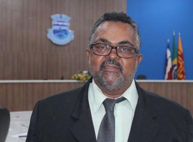 Presidente da Câmara de Brumado morre por complicações da COVID
