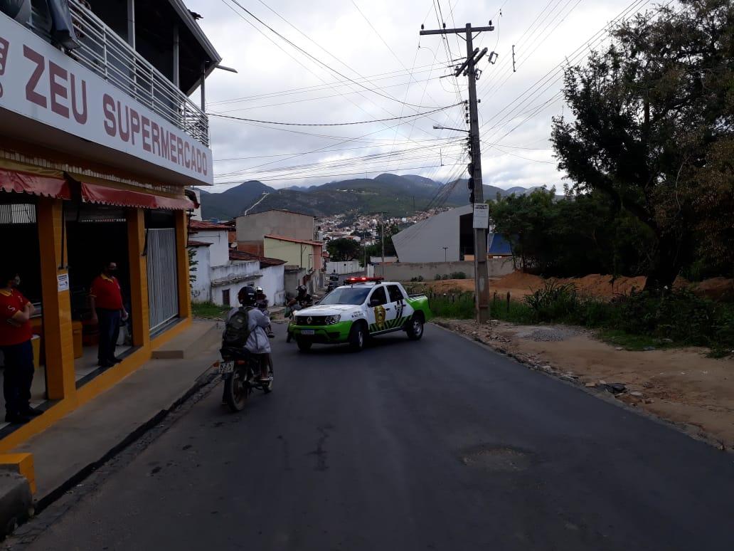 URGENTE: Acidente deixa mulher gravemente ferida no bairro Vila Feliz em Jacobina