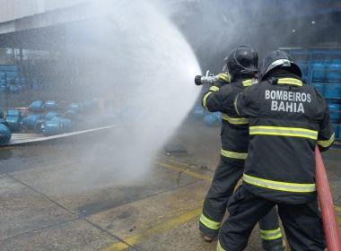 Explosão em empresa de gás mata 01 pessoa e deixa 02 gravemente feridos
