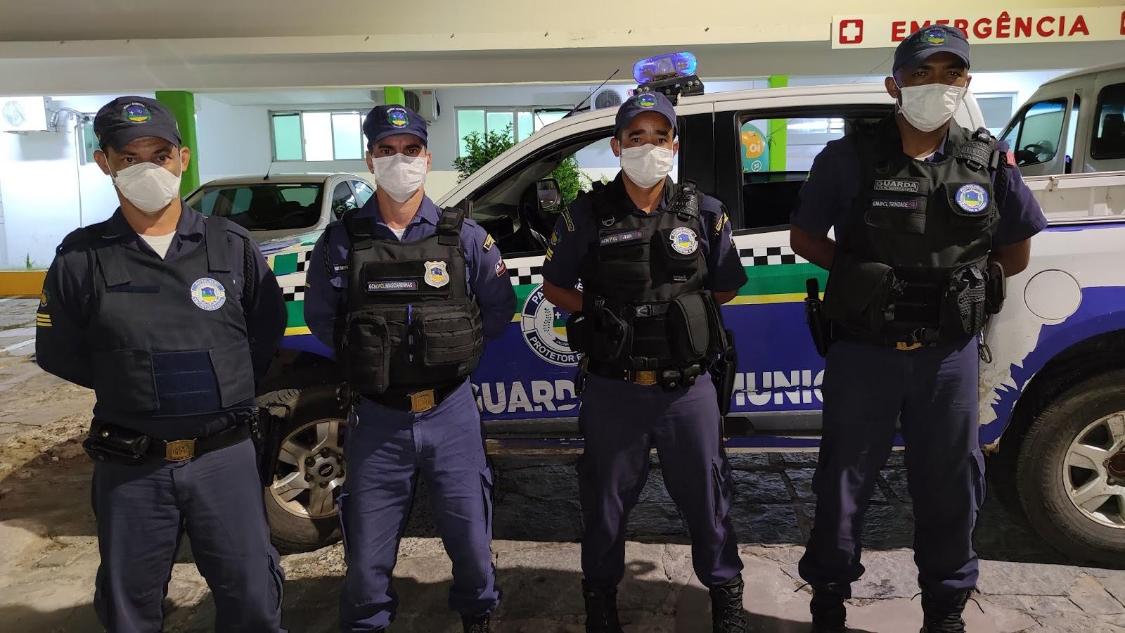 Segurança Pública: Guarda Civil Municipal de Jacobina informa novos números de contato para este fim de semana