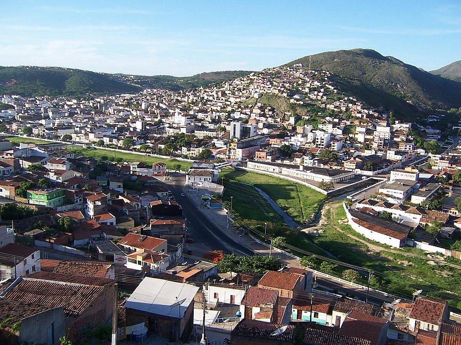 Jacobina está fora das principais categorias em novo estudo da Rede Urbana da Bahia proposto pelo governo estadual