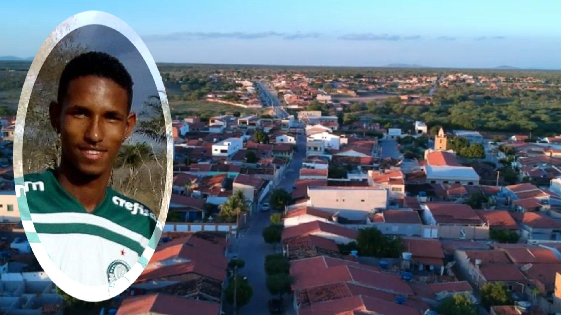 Luto: Jovem morre após passar mal em partida de futebol