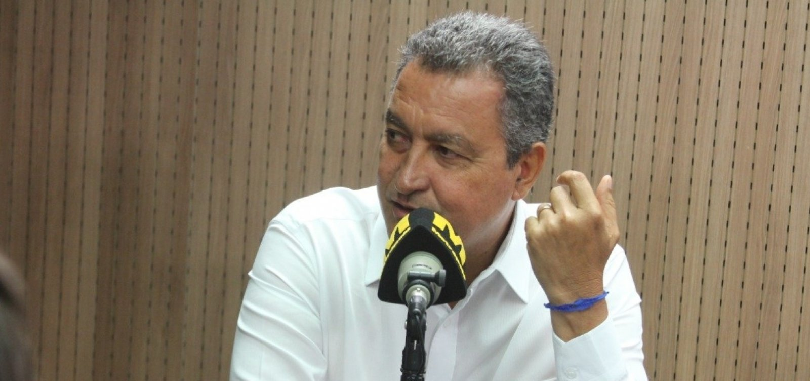 Ouça a entrevista exclusiva do Governador Rui Costa na manhã desta segunda-feira