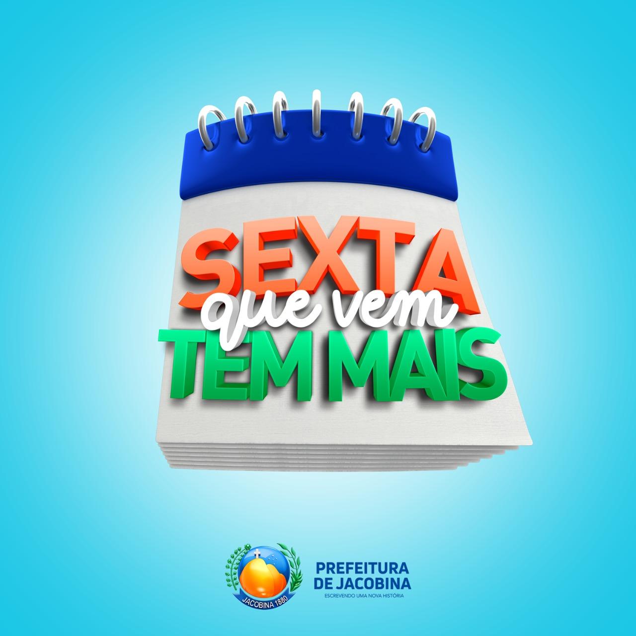 Sexta que vem tem mais: Programa da Prefeitura de Jacobina estará na região do Junco