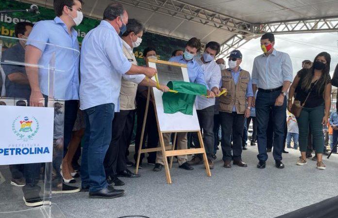 Petrolina: Município tem primeiro viaduto inaugurado em parceria com o Governo Federal