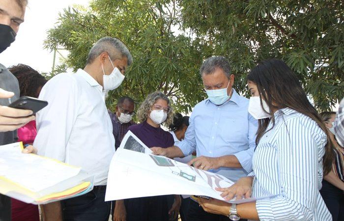 Governador Rui Costa anuncia investimentos de 200 milhões em educação para o município de Juazeiro
