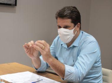 Presidente da UPB cobra do governador Rui Costa os repasses dos royalties do petróleo aos municípios baianos