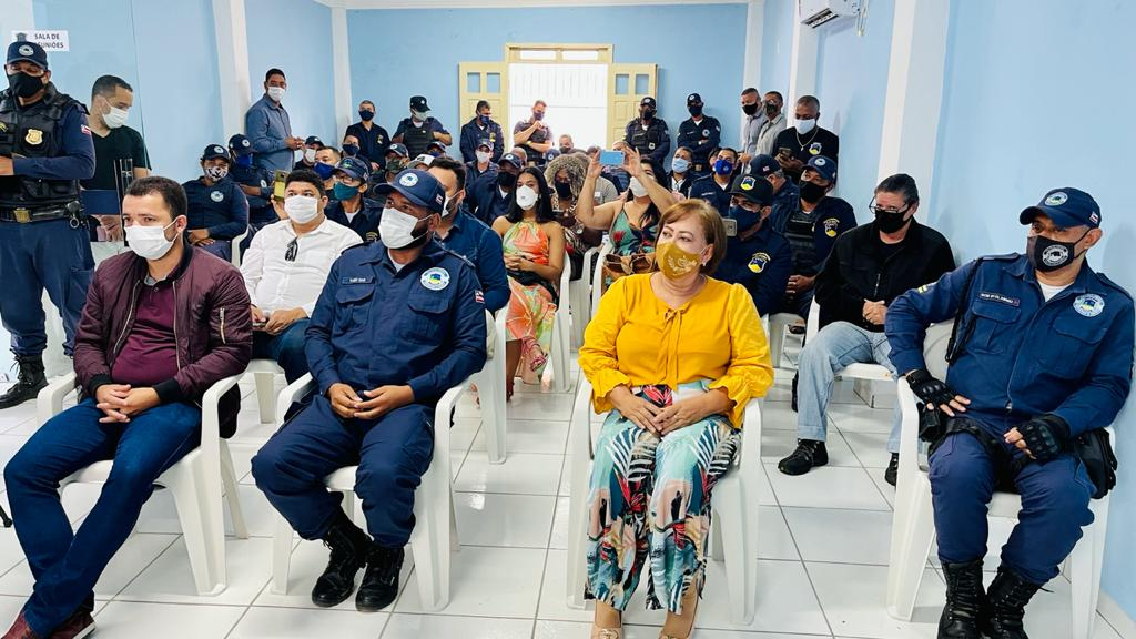 Guarda Civil Municipal de Jacobina completa 54 anos de fundação