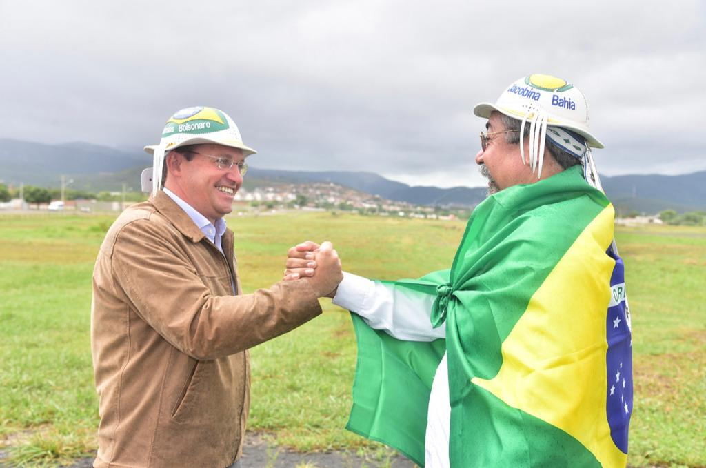 Psicólogo Manuel Braz defensor da cultura nordestina avalia vinda do Ministro da Cidadania ao sertão baiano
