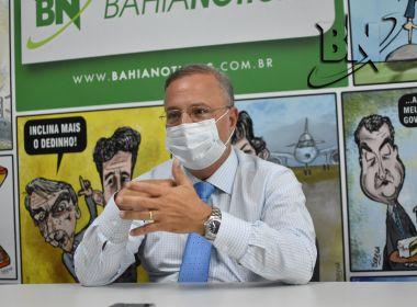 Saúde: Secretário Fábio Villas Boas fala da possibilidade de antecipação da segunda dose e afirma que variante delta será predominante em breve