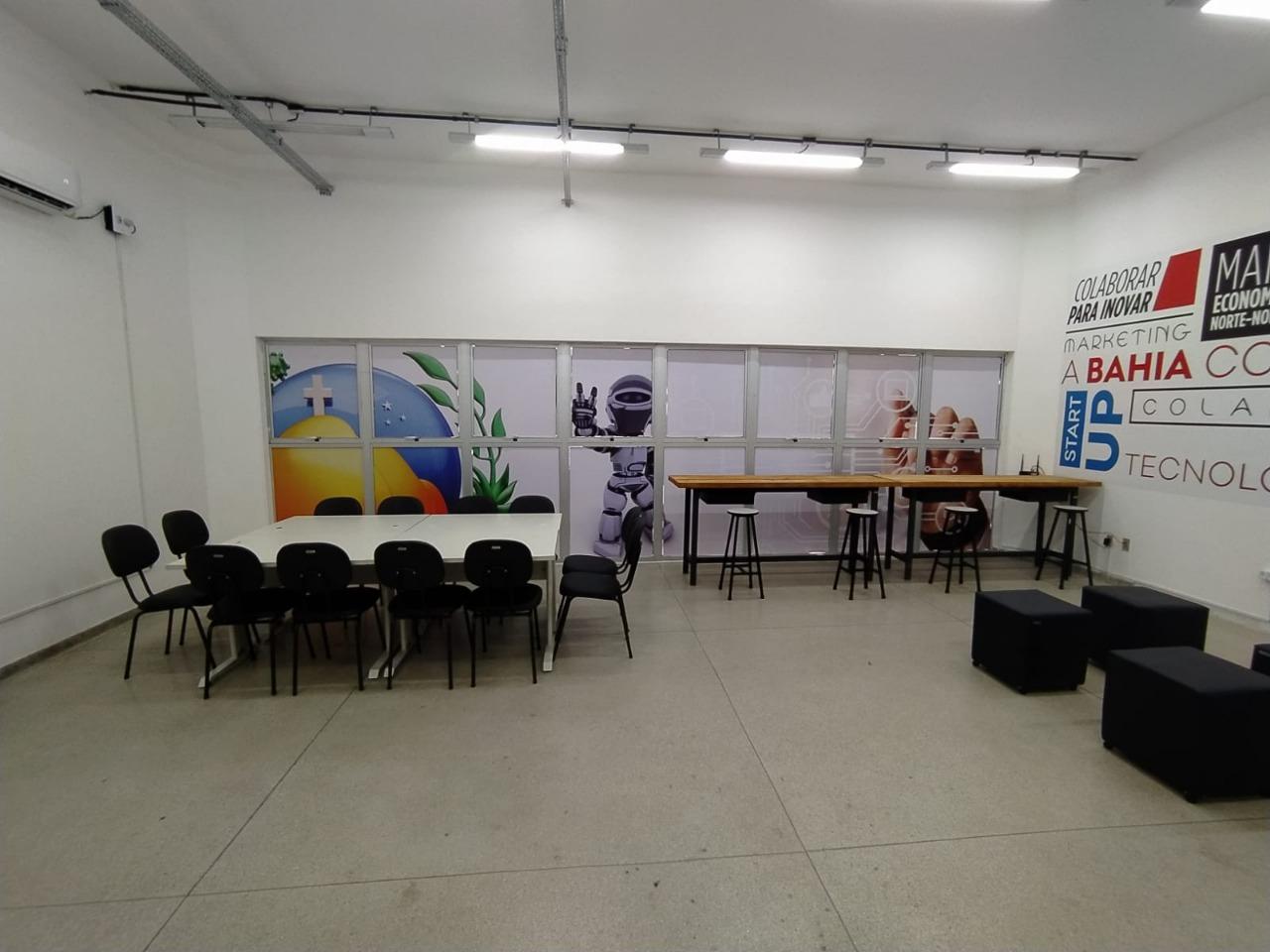 Espaço Colaborar em Jacobina reúne atores para fomentar inovação