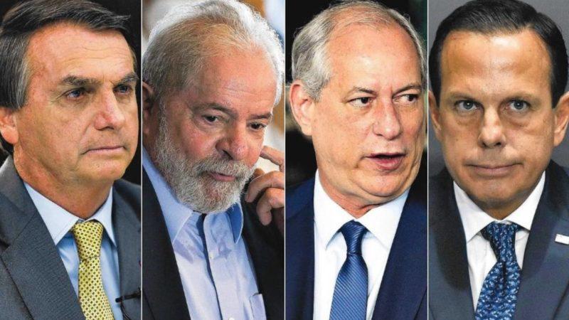 Opinião: O maior temor de Lula e Bolsonaro é o fortalecimento de uma 3ª via