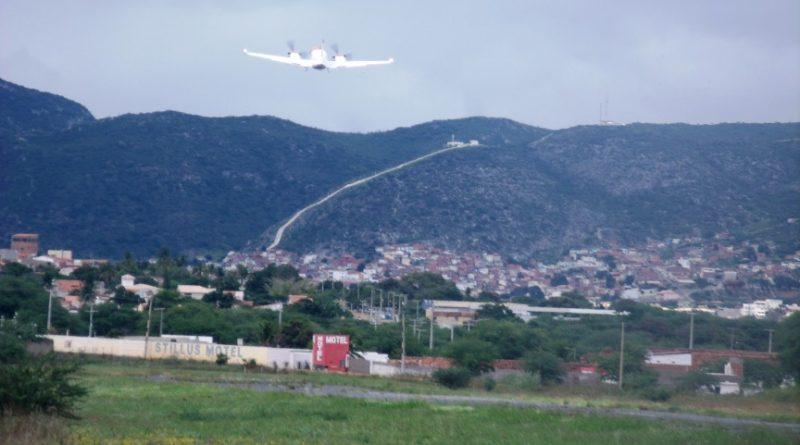Jacobina poderá ter novo aeroporto