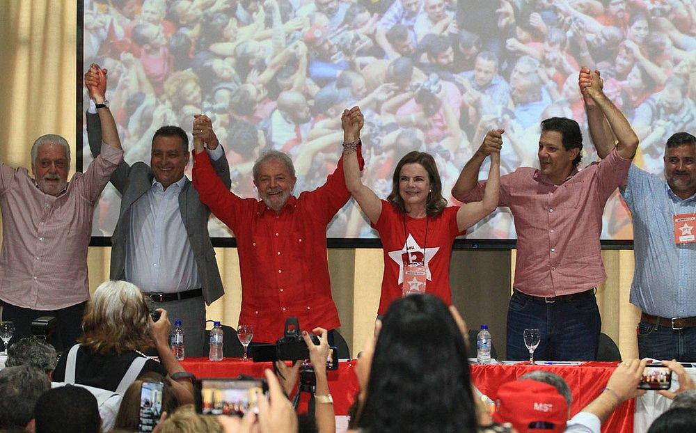 Ex-Presidente Lula estará na Bahia durante os dias 25 e 26 e abordará temas como vacina, emprego e combate à fome