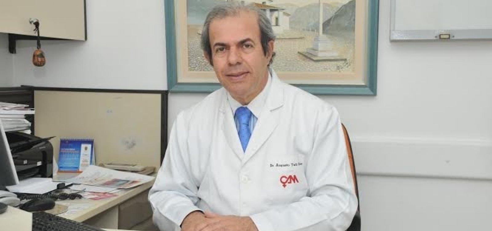Médico Jacobinense concede entrevista à Mário Kertész na Rádio Metrópole