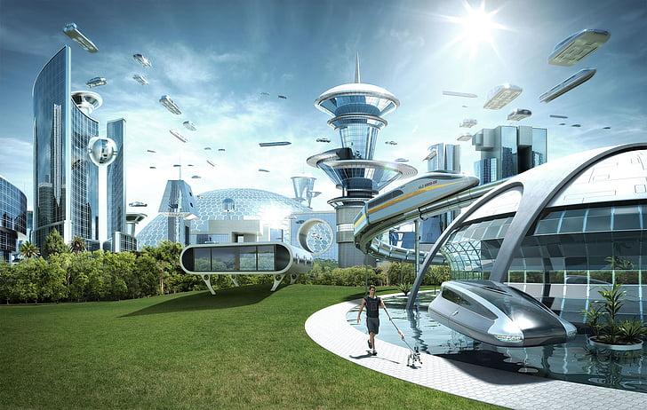 A cidade que você vende, é a cidade que você vive ou a que você idealiza?